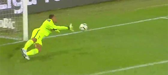 Charles Marcelo possibilita pontos em duas defesas – Portimonense SC 1-2 CS Marítimo