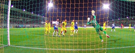 Cláudio Ramos em duas defesas vistosas – CD Tondela 0-1 FC Porto