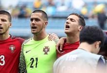 Diogo Costa convocado aos sub-21 com Pedro Silva e Joel Pereira