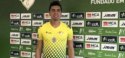 Felipe Garcia assina pelo Moreirense FC