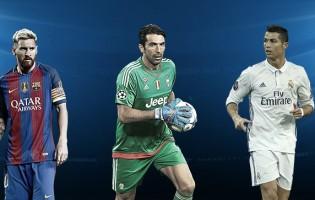 Gianluigi Buffon nomeado para Jogador do Ano da UEFA