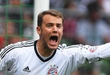 Manuel Neuer volta com braçadeira de capitão, sem defesas e golos sofridos – Werder Bremen 0-2 FC Bayern