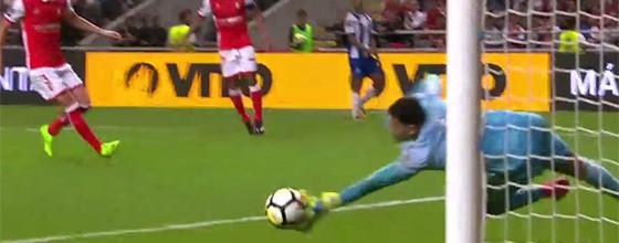 Matheus Magalhães lesto entre defesas precipitadas e de qualidade – SC Braga 0-1 FC Porto