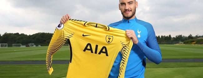 Paulo Gazzaniga assina pelo Tottenham