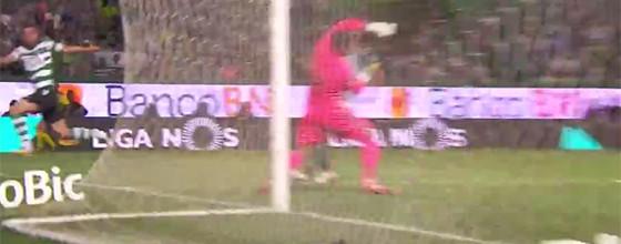 Pedro Trigueira retarda derrota – Sporting CP 1-0 Vitória FC