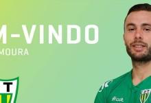 Ricardo Moura assina pelo CD Tondela