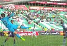 Ricardo Nunes volta a ser o melhor em campo com sete defesas – Vitória FC 1-1 GD Chaves