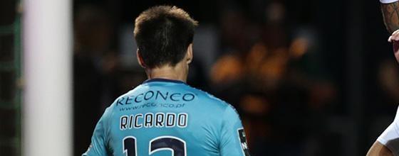 Ricardo Nunes é o Guarda-Redes da terceira jornada da Primeira Liga 2017/2018