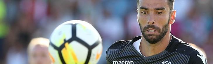 Rui Patrício batido pela primeira vez na Primeira Liga 2017/2018 ao fim de 355 minutos