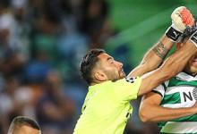 Rui Patrício ainda não sofreu em 2017/2018 pelo Sporting CP – 270′ de imbatibilidade