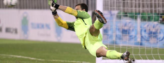 Stefan Marinovic: performance na Taça das Confederações vale contrato nos Vancouver Whitecaps