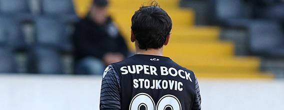 Vladimir Stojkovic em grande para garantir vitória – Covilhã 1-2 Sporting CP B
