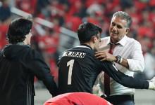 Guarda-Redes do Irão de Daniel Gaspar e Alexandre Lopes conquistam recorde de jogos consecutivos sem sofrer