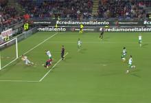 """Andrea Consigli assina """"defesa-milagre"""" no Cagliari 0-1 Sassuolo"""