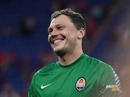 Andriy Pyatov aplica-se em seis defesas no jogo 100 da UEFA – Shakhtar Donestk 2-1 Napoli