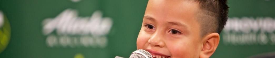Portland Timbers cumpre sonho de Derrick Tellez: guarda-redes de 5 anos assolado por tumor
