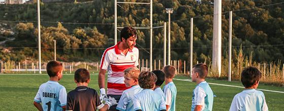 Escola de Guarda-Redes do SC Braga iniciou décima temporada de atividade