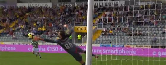 Mário Felgueiras faz-se melhor em campo apesar de erro em golo – FC Paços de Ferreira 3-2 Moreirense FC