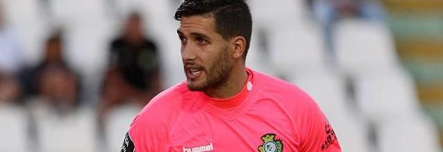 Pedro Trigueira é o guarda-redes da quinta jornada da Primeira Liga 2017/2018