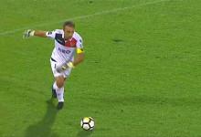 Quim lança situação de perigo em pontapé longo – CD Aves 0-0 Rio Ave FC