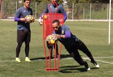 Rafael Bracali não sofre há cinco jogos na Segunda Liga pelo FC Arouca