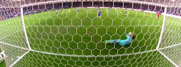 Ricardo Nunes defende penalti e sofre na recarga – FC Porto 3-0 GD Chaves