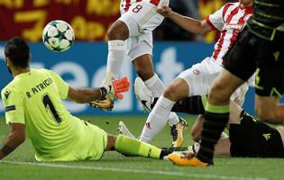 Rui Patrício tornou-se no jogador do Sporting CP com mais jogos na Champions League