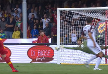 Salvatore Sirigu possibilita vitória nos descontos após quatro defesas – Benevento 0-1 Torino FC