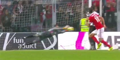 Vagner Silva garante vitória com três defesas – Boavista FC 2-1 SL Benfica