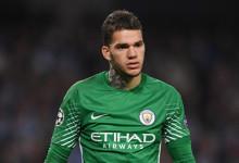 Ederson Moraes é recordista graças aos seis jogos sem sofrer no Manchester City FC