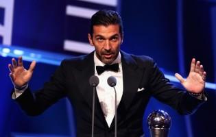 Gianluigi Buffon vence prémio FIFA para Melhor Guarda-Redes