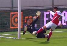 Jhonatan Luiz dá o corpo em defesa espetacular após intervenção incompleta  – Moreirense FC 0-1 SC Braga