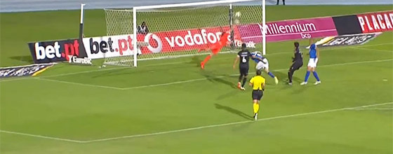 João Miguel Silva espetacular em defesa vistosa – CF Os Belenenses 1-0 Vitória SC