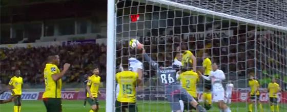 Mário Felgueiras impede empate com defesa perto do final – FC Paços de Ferreira 1-0 Estoril