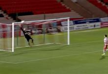 Mika Domingues voa em defesa espetacular – Doncaster Rovers 1-0 Sunderland AFC