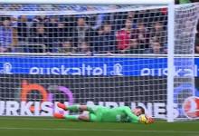 Neto Murara possibilita vitória em duas defesas – Alavés 1-2 Valencia CF