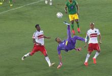 Oscarine Masuluke: golo de guarda-redes nomeado para o prémio Puskas