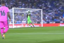 Pau López e Raúl Fernández em defesas vistosas no RCD Espanyol 0-0 UD Levante