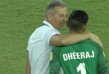 """Paulo Grilo foi o """"top"""" que faltava a Dheeraj Moirangthem após nova exibição no Mundial'2017"""