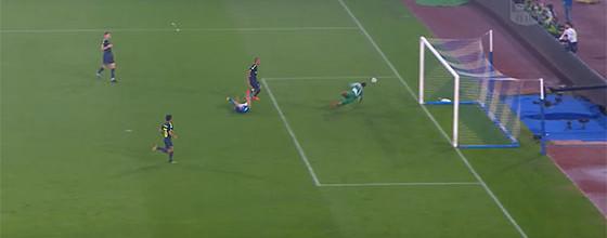 Samir Handanovic destaca-se em cinco defesas – Napoli 0-0 FC Internazionale