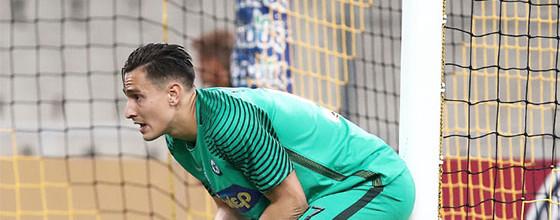Andreas Gianniotis não sabe o que é sofrer pelo Atromitos há oito jogos consecutivos