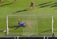 João Miguel Silva erra e defende grande penalidade no Vitória SC 1-4 UD Oliveirense