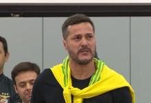 Júlio César rescinde e deixa SL Benfica ao fim de três anos