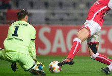 Oliver Baumann não falhou um passe em 29 tentativas – SC Braga 3-1 Hoffenheim