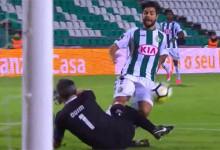 Quim dá pontos aos 90+2′ em velocidade no um-para-um – Vitória FC 0-1 CD Aves