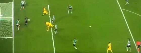 Rui Patrício atrasou empate em defesa em velocidade de execução – Sporting CP 1-1 Juventus FC