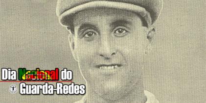Carlos Guimarães e o dezoito de dezembro na origem do Dia Nacional do Guarda-Redes