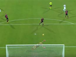 Alessio Cragno opera recuperação em quatro defesas – Cagliari 2-2 Sampdoria