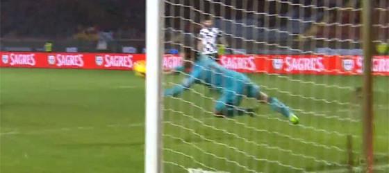 António Filipe evitou três golos no GD Chaves 0-0 Boavista FC