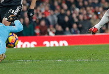 David De Gea faz catorze defesas e iguala recorde no Arsenal FC 1-3 Manchester United FC